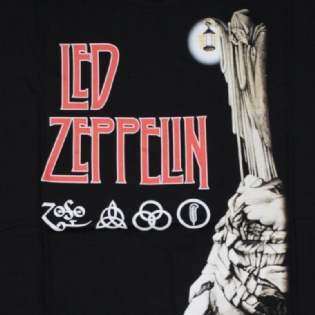 Led Zeppelin - Mago
